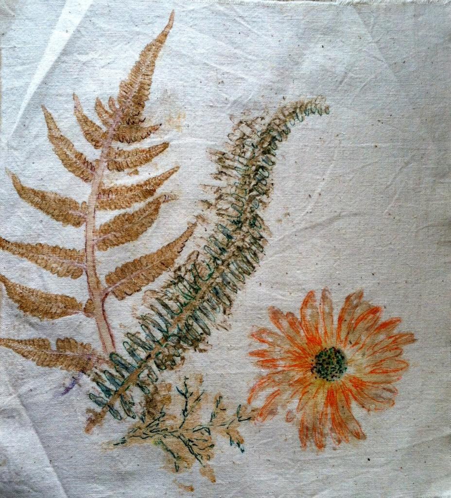 flowerPounding