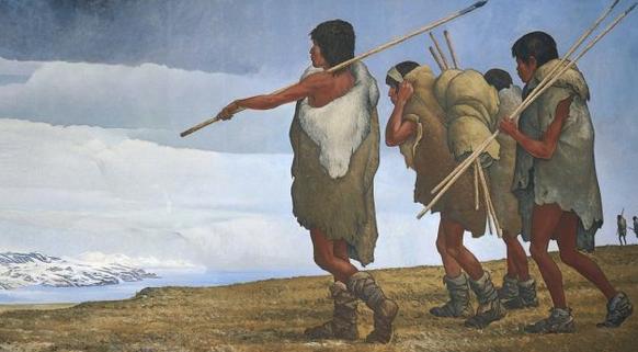Pre historic Hunters and Gathers       io9.com